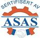 ASAS-sertifisert